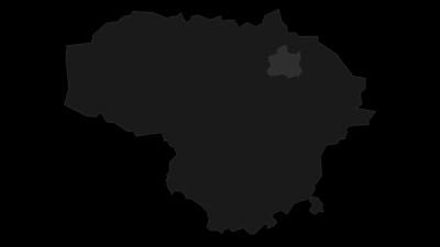 Térkép / Kupiškio