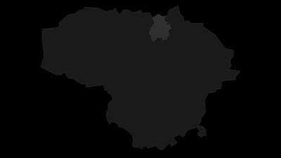 Térkép / Pasvalio
