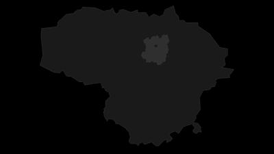Térkép / Panevėžio