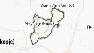 Mappa / Arachinovo