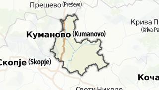 Mappa / Kumanovo