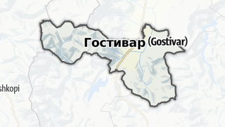 Mappa / Gostivar