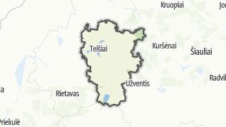 Mappa / Telšių