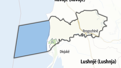 Kart / Rrogozhine