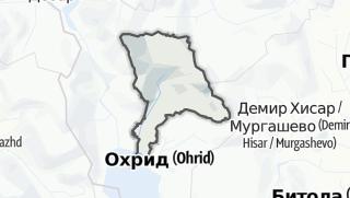 Mappa / Debarca