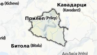 Mappa / Prilep