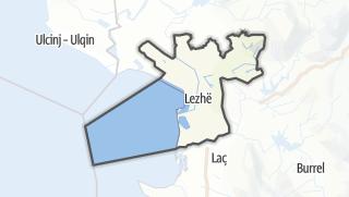 Mappa / Lezhe