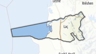 Mappa / Kurbin