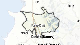 Mappa / Kruje