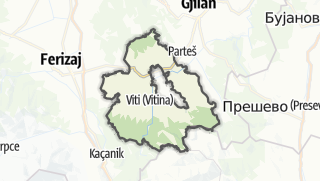 Hartă / Viti