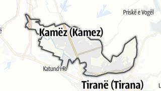 מפה / Kamez