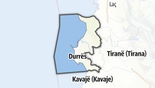 Mappa / Durres