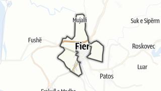 Mapa / Qender