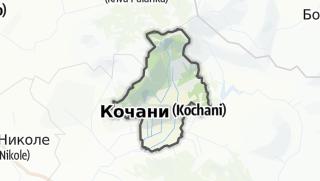 Mappa / Kochani