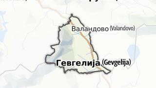 Mappa / Gevgelija