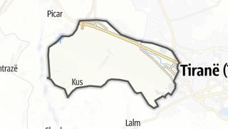 Mapa / Kashar