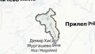 Mappa / Krushevo