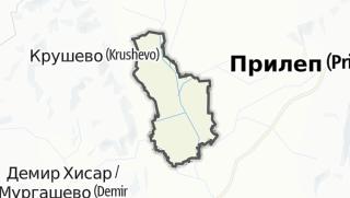 Mappa / Krivogashtani