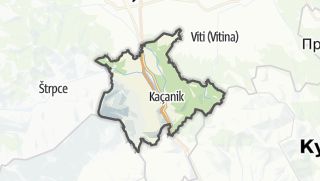 Carte / Kacanik