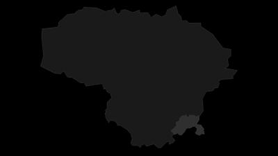 Térkép / Šalčininkų