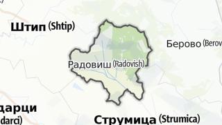 Mappa / Radovish