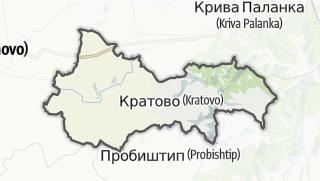 Mappa / Kratovo