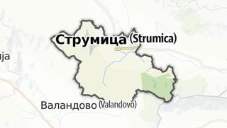 Mappa / Strumica