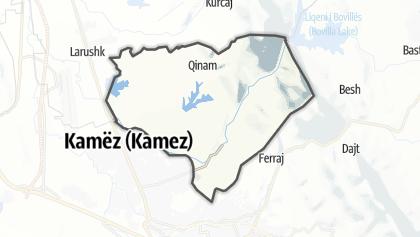 Mapa / Zall-Herr