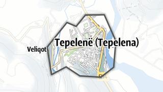 Mapa / Tepelene