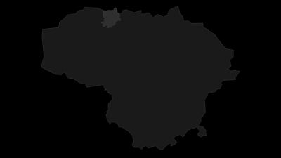 Térkép / Akmenės