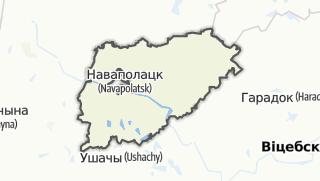 מפה / Polack Rajon