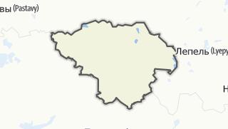 מפה / Doksycy Rajon