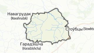 מפה / Karelichy Rajon