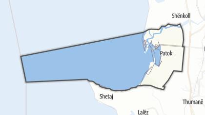 Mapa / Fushe-Kuqe