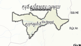 Mapa / Ou Reang
