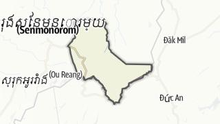 Mapa / Dak Dam
