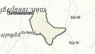 Map / Dak Dam