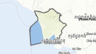 מפה / Koh Kong