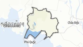 Hartă / Kampot