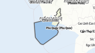 Hartă / Preah Sihanouk