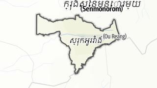Map / Saen Monourom