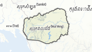 Map / Veal Veaeng