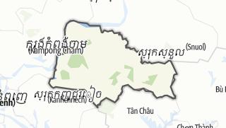 מפה / Tboung Khmum