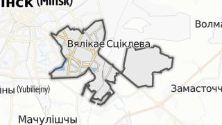 מפה / Zavodski Rajon
