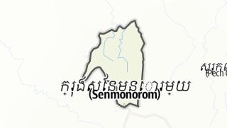 Mapa / Sokh Dom