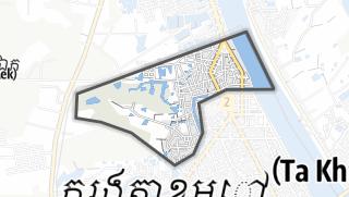 Térkép / Doeum Mien