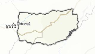 Карта / Srae Khtum