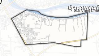 Mapa / Svay Rolum