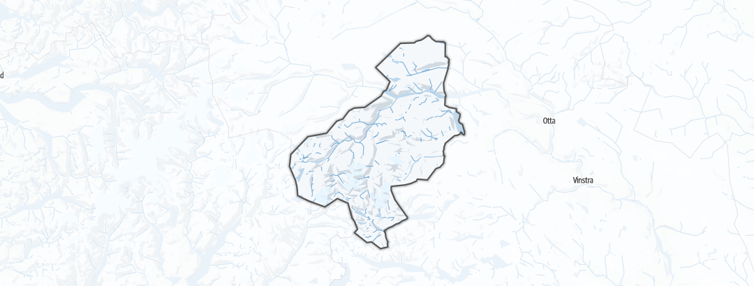 Mapa / Deportes de invierno en Lom