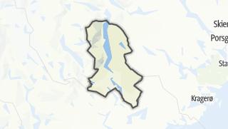 Mappa / Nissedal